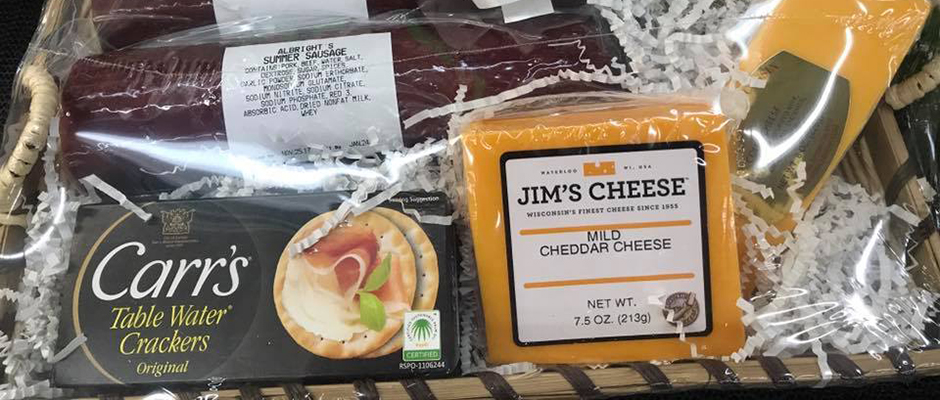 Cheese and Meat Gifts